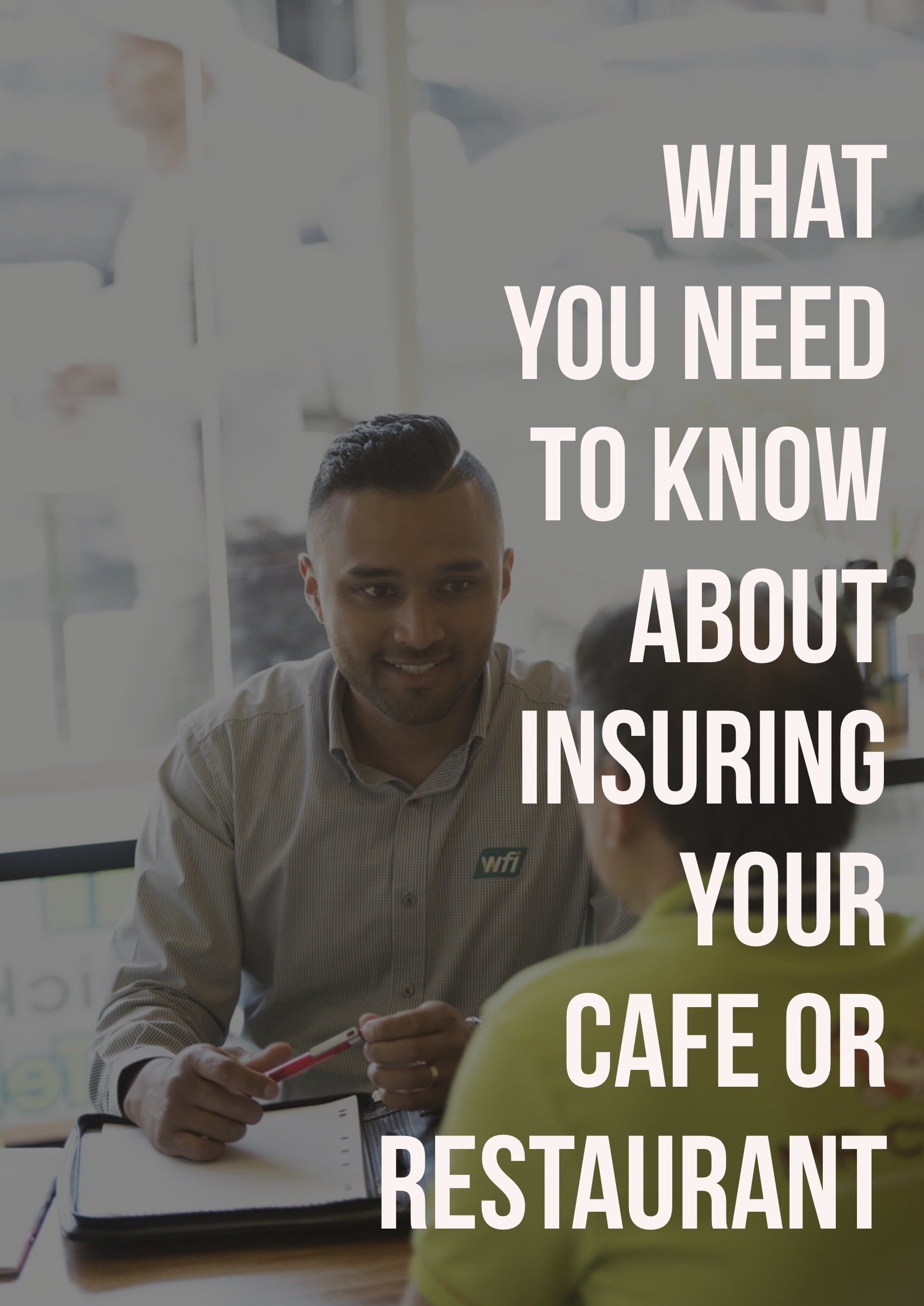 Episode 13 Carley Byrnes Insuring Your Cafe Or Restaurant